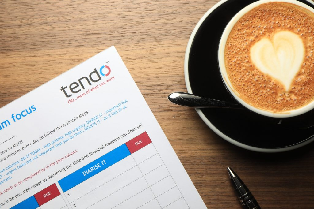 Tendo business management consulting